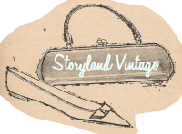 SHOP vintage clothing in the Storyland Vintage store